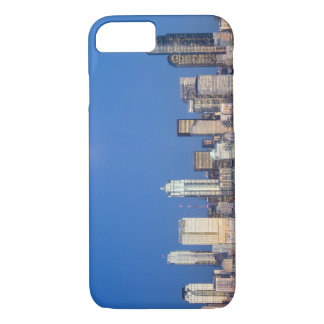 WA, Seattle, Seattle skyline and Elliott Bay 3 iPhone 8/7 Case