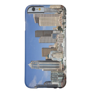 WA, Seattle, Seattle skyline with ferry boat Barely There iPhone 6 Case