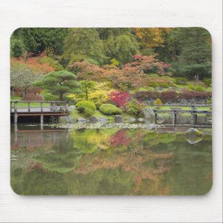WA, Seattle, Washington Park Arboretum, 3 Mouse Mat