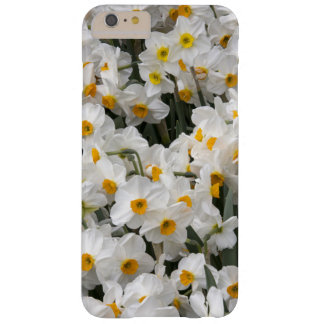 WA, Skagit Valley, Daffodil pattern Barely There iPhone 6 Plus Case