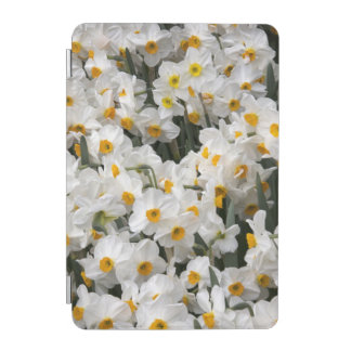 WA, Skagit Valley, Daffodil pattern iPad Mini Cover