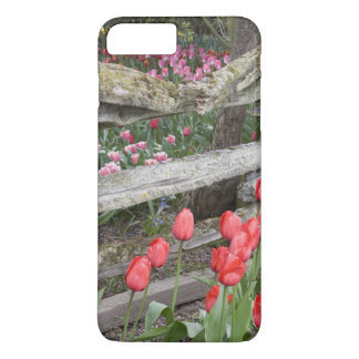 WA, Skagit Valley, Roozengaarde Tulip Garden, iPhone 8 Plus/7 Plus Case