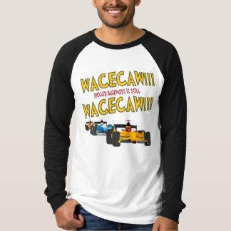 Wacecaw (race car) spelled backwards T-Shirt