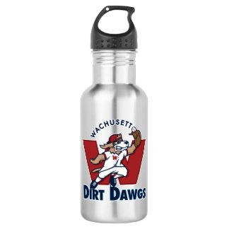 Wachusett Dirt Dawgs Collegiate Baseball Team Logo 532 Ml Water Bottle