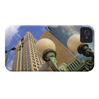 Wacker Drive , Skyscraper, Office Building, iPhone 4 Case