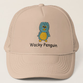 Wacky Penguin Hat