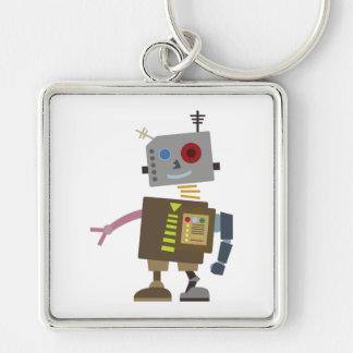 Wacky Robot Key Ring
