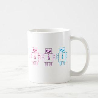 Wacky Robots Coffee Mug