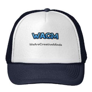 WACM Trucker Hat/SnapBack