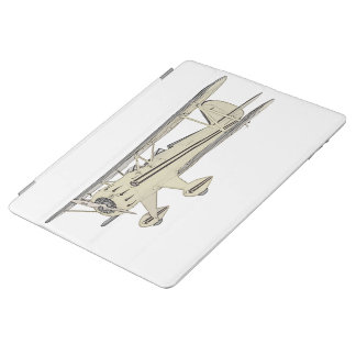 Waco Biplane iPad Cover