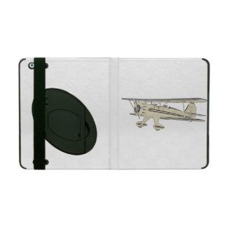 Waco Biplane iPad Folio Case