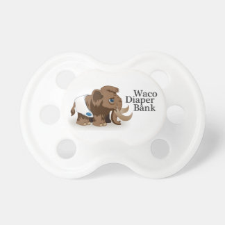 Waco Diaper Bank Pacifier