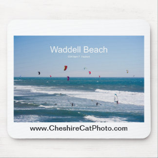 Waddell Beach California Products Mouse Pads