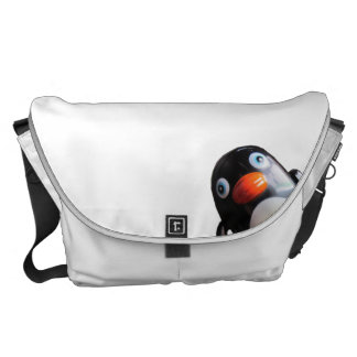 Waddles 2 Messenger Bag - Large