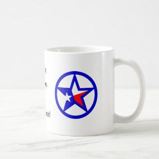 Wade Brown for Congress Logo Mug