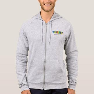 Wade College Zip Sweatshirt