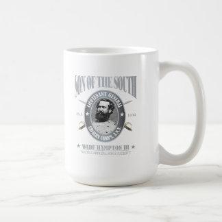 Wade Hampton III (SOTS2) silver Coffee Mug