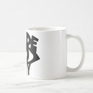Wade Jay Basic White Mug
