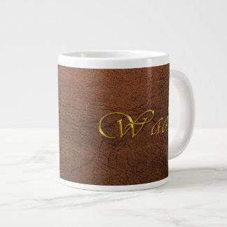 WADE Name-Branded Gift Jumbo Coffee Mug