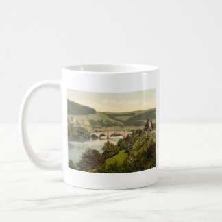 Wade's Bridge, Aberfeldy, Scotland Basic White Mug