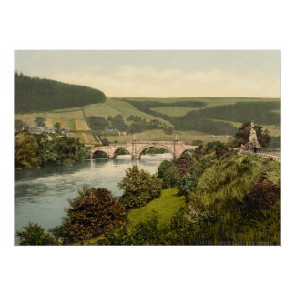 Wade's Bridge, Aberfeldy, Scotland Posters