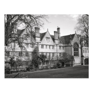 Wadham College, Oxford Postcard