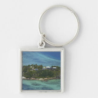 Wadigi Island, Mamanuca Islands, Fiji 2 Key Ring