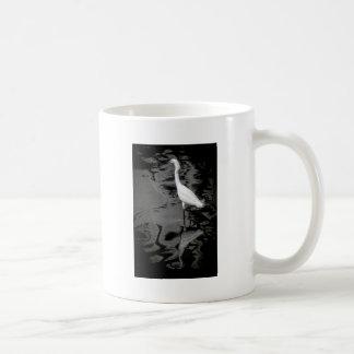 Wading Egret Coffee Mug