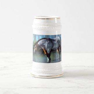 Wading Horse Beer Steins