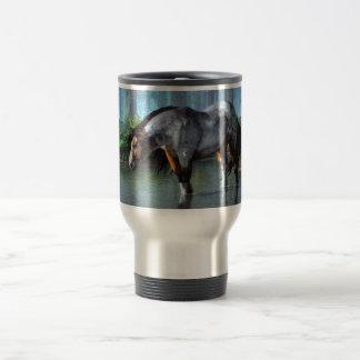 Wading Horse Travel Mug