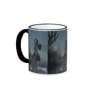 Wading in Misery Mugs