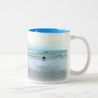 Wading in the Water Customizable Mug