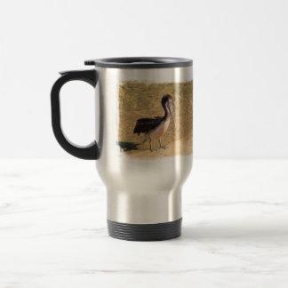 Wading Pelican Stainless Steel Travel Mug