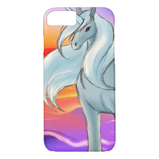 Wading Unicorn iPhone 8/7 Case