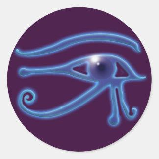 WADJET Egyptian Art Stickers