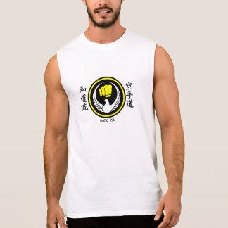 Wado Ryu Karate Sleeveless Shirt