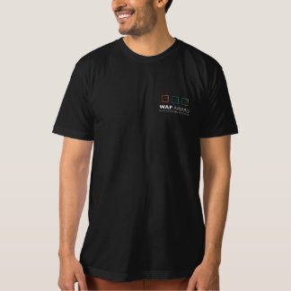 WAF Award Official Men T-Shirt (Small Logo)