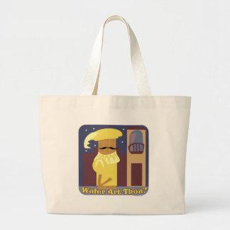 Wafer Art Thou Bag