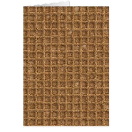 Waffle Cone Greeting Cards