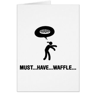 Waffle Lover Cards