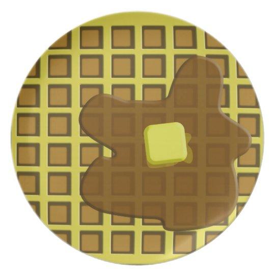 Waffle Plate