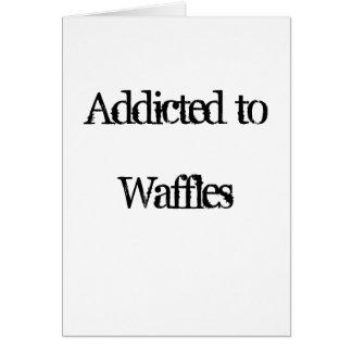 Waffles Card
