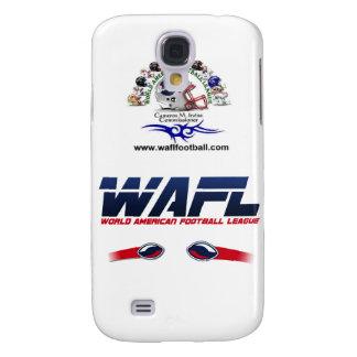 WAFL I Phone Case 3G GS Galaxy S4 Cover
