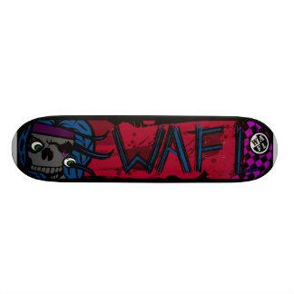 WAFL Zombie Skateboard