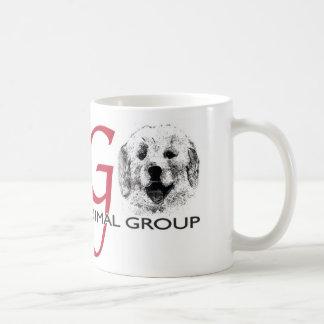 WAG logo color.jpg Basic White Mug