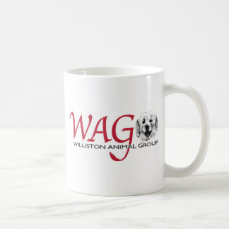 WAG logo color.jpg Basic White Mug