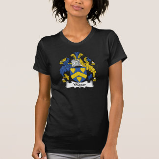 Wager Family Crest Tee Shirt