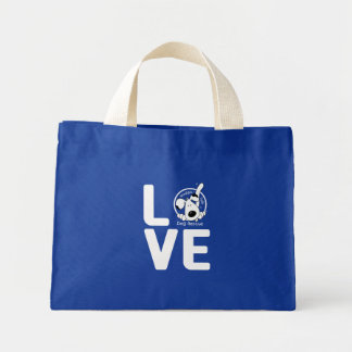 Waggin' Tails LOVE tiny tote