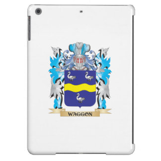 Waggon Coat of Arms - Family Crest iPad Air Case