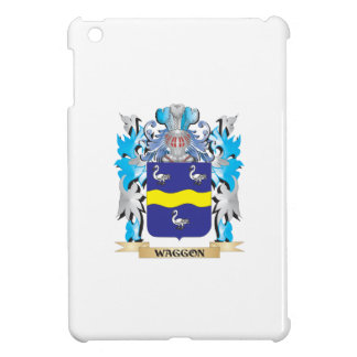 Waggon Coat of Arms - Family Crest Cover For The iPad Mini